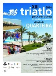 2014 Quarteira ETU Triathlon European Cup