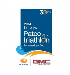 2014 Ixtapa PATCO Sprint Triathlon Pan American Cup