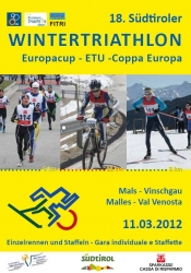 2012 Mals ITU Winter Triathlon European Cup