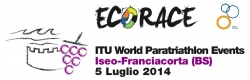 2014 Iseo - Franciacorta ITU World Paratriathlon Event