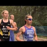 2014 ITU World Junior Championships - Women's highlights