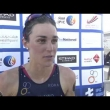 Abu Dhabi Shorts - Gwen Jorgensen Post Race Interview