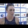 Abu Dhabi Shorts - Gwen Jorgensen Post Race Interview