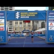 2015 Barfoot & Thompson World Triathlon Series Auckland - Elite Men's Highlights