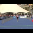Sven Riederer of Switzerland wins gold at the 2013 Alicante ITU Triathlon World Cup