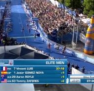 2015 ITU World Triathlon Hamburg - Maschi ITA