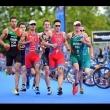 The most amazing last mile in a triathlon - epic sprint finish
