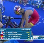 2016 Discovery World Triathlon Cape Town - Elite Men's Highlights