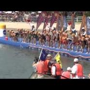 2014 Jiayuguan ITU Triathlon World Cup Women's Highlights
