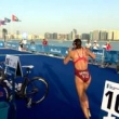 2016 Abu Dhabi World Triathlon - Elite Women's highlights