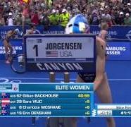 2015 ITU World Triathlon Hamburg - Elite Women's Highlights