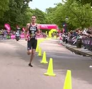 2015 Vitality ITU World Triathlon London - Elite Men's Highlights