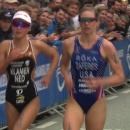 2016 Hamburg Wasser World Triathlon - Elite Women's Highlights