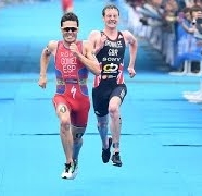 Gomez V Brownlee - An all time great sprint finish