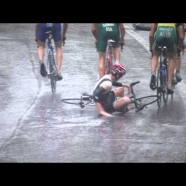 The triathlon crash-reels.....