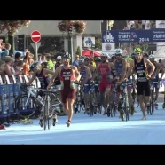 2014 Tiszaujvaros ITU World Cup - Elite Men's Highlights