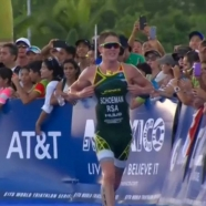 2016 ITU World Triathlon Grand Final Cozumel - Elite Men's Highlights ITA