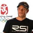 2008 Beijing Pre Race Interview  - Courtney Atkinson