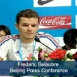2007 Beijing World Cup - Pre Race Press Conference
