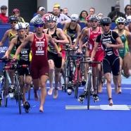 2015 Discovery ITU World Triathlon Cape Town - Elite Women's Highlights