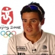 2008 Beijing Pre Race Interview  - Javier Gomez
