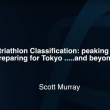 Science Triathlon Conference 2015 - 16  Scott Murray Eng