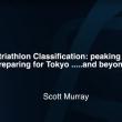 Science Triathlon Conference 2015 - 16  Scott Murray Eng