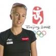 2008 Beijing Pre Race Interview - Emma Snowsill