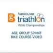 2008 Vancouver Age Group Sprint Course
