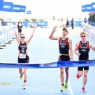 2015 ITU World Triathlon Grand Final Chicago - Paratriathlon