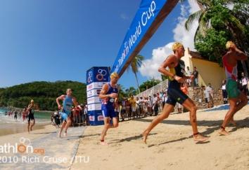 2010 Huatulco ITU Triathlon World Cup