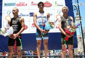 2010 Larache ITU Sprint Triathlon African Cup