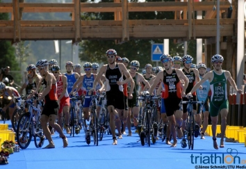2010 Lausanne ITU Elite Sprint Triathlon World Championships