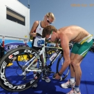 2011 Lausanne ITU Team Triathlon World Championships