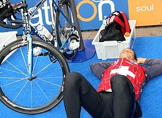 2006 Hamburg BG Triathlon World Cup
