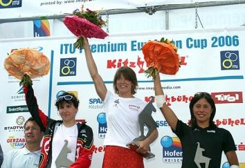 2006 Kitzbuehel  ITU Triathlon Premium European Cup