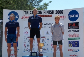 2006 Salto Lake ITU Triathlon European Cup