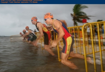 2006 Cancun ITU Elite Team Triathlon World Championships