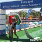 2008  Pulpi ETU U23 and Youth Triathlon European Championships