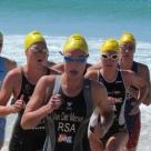 2012 Port Elizabeth ITU Triathlon Premium African Cup