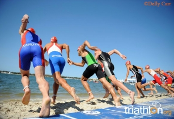 2009 Dextro Energy Triathlon - ITU World Championship Grand Final Gold Coast - Junior Men