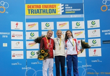 2010 Dextro Energy Triathlon - ITU Triathlon World Championship Grand Final Budapest - Under 23