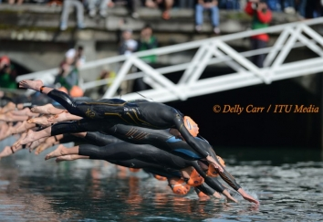 2012 Barfoot&Thompson World Triathlon Grand Final Auckland - U23
