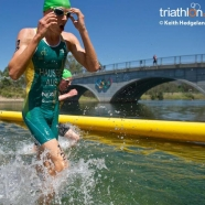 2014 Penrith ITU Triathlon Oceania YOG Qualifier