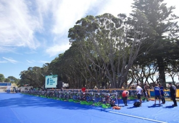 2014 New Plymouth ITU Triathlon World Cup