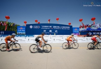 2014 Jiayuguan ITU Triathlon World Cup