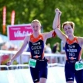 2014 London ITU World Paratriathlon Event