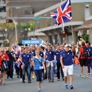 2014 ITU World Triathlon Grand Final Edmonton - Opening Ceremony