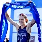 2015 ITU World Triathlon Abu Dhabi