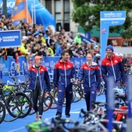 2015 Hamburg ITU Triathlon Mixed Relay World Championships